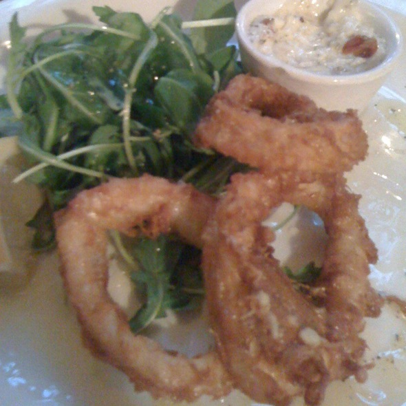 Fried Calamari @ Camden Bar & Kitchen