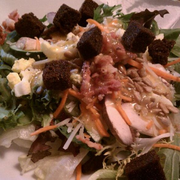 Salad Bar @ Ruby Tuesday
