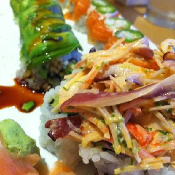 Sushi @ Fish Market Sushi Bar