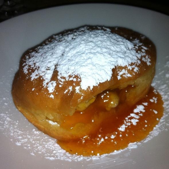Foie Gras Donut @ Do or Dine