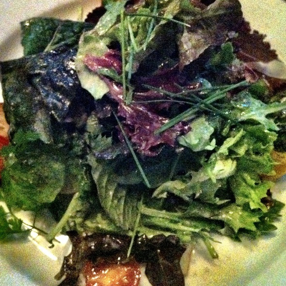 Lettuce Salad @ Fish & Farm