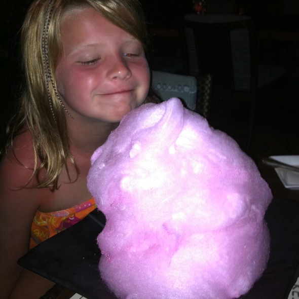 Cotton candy @ DUO