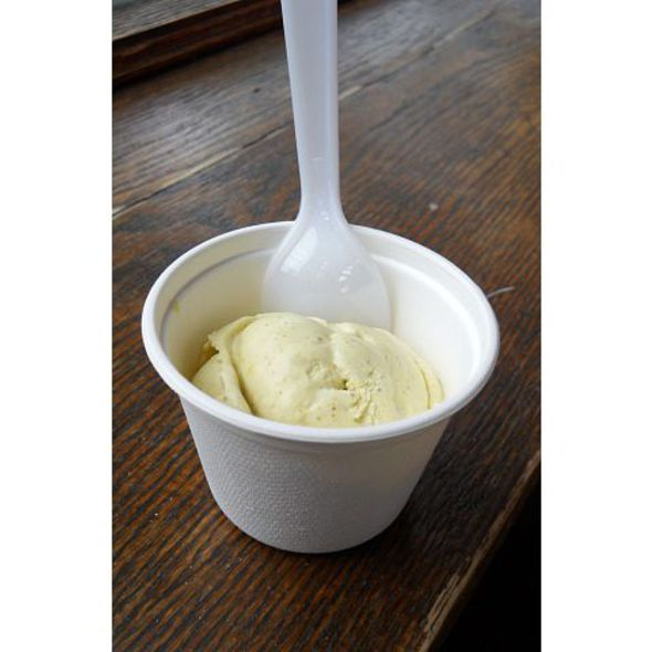 Pistachio Ice Cream @ Jeni's Splendid Ice Creams