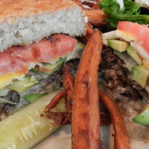 Betty Burger - Smokin' Betty's, Philadelphia, PA