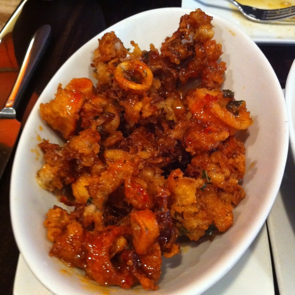 Crispy Calamari @ Whym Restaurant