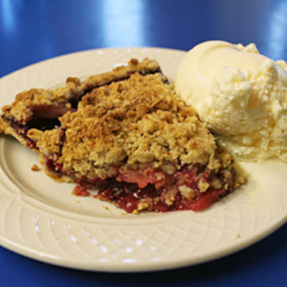 Bumbleberry Pie @ Betty's Pies