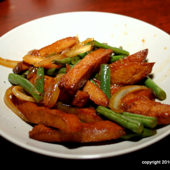 Bistek @ No Worries Filipino Vegan Cuisine