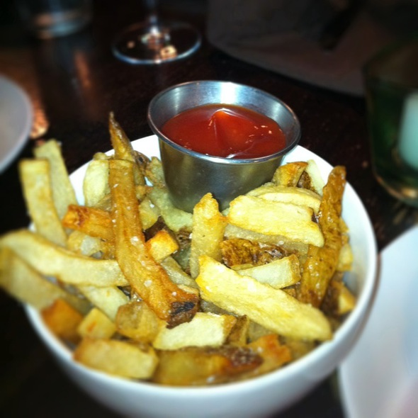 Fries - The SHED at Glenwood, Atlanta, GA