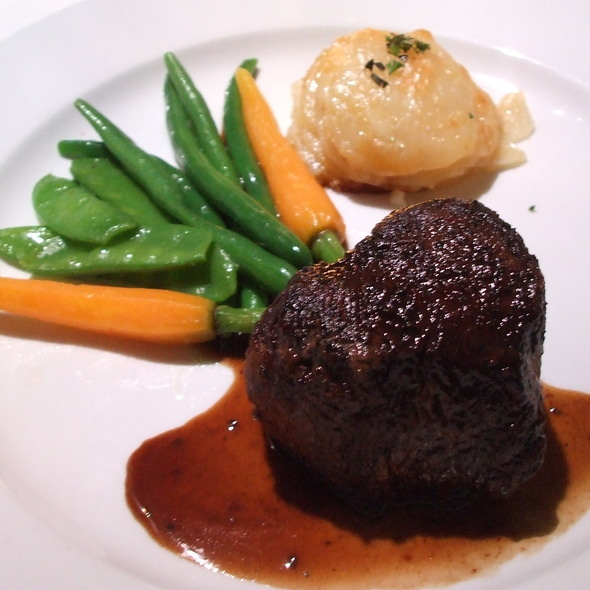 Filet Mignon @ Caprice Restaurant