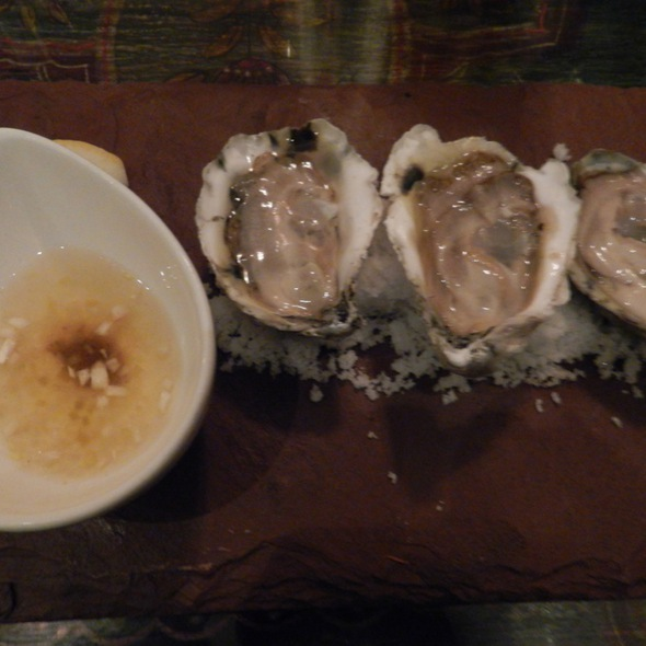Oysters - Lotus Farm to Table, Media, PA