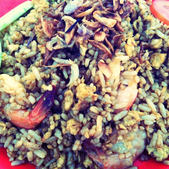 Nasi Goreng Udang @ Restoran 88