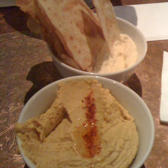 Houmous And Pane @ Sketch