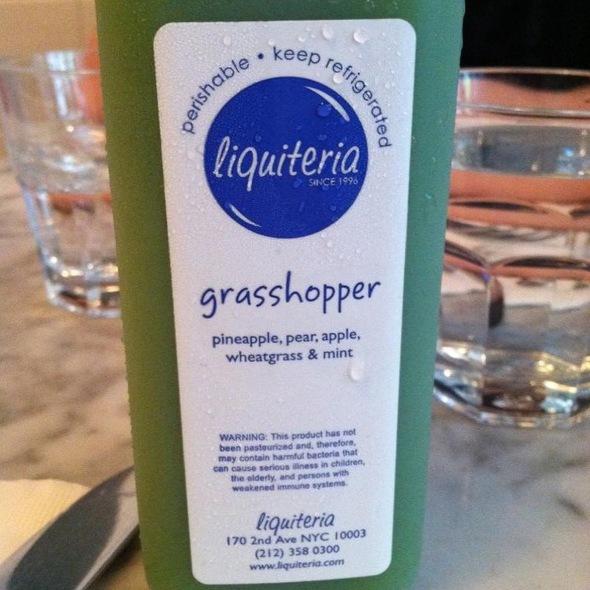 Grasshopper @ Liquiteria