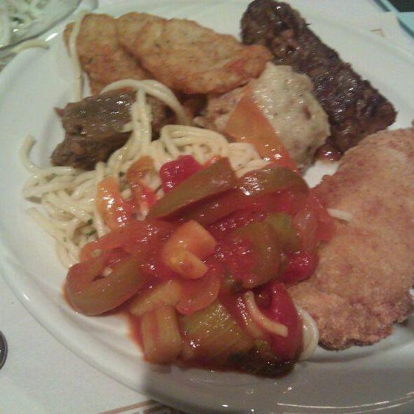 buffet @ American Serb Hall Banquet