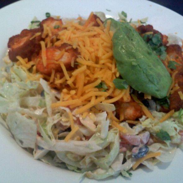 Buffalo Ranch Chicken Salad @ Jack's