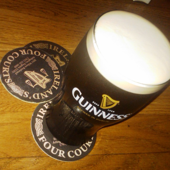 Guinness @ Ireland Four Courts