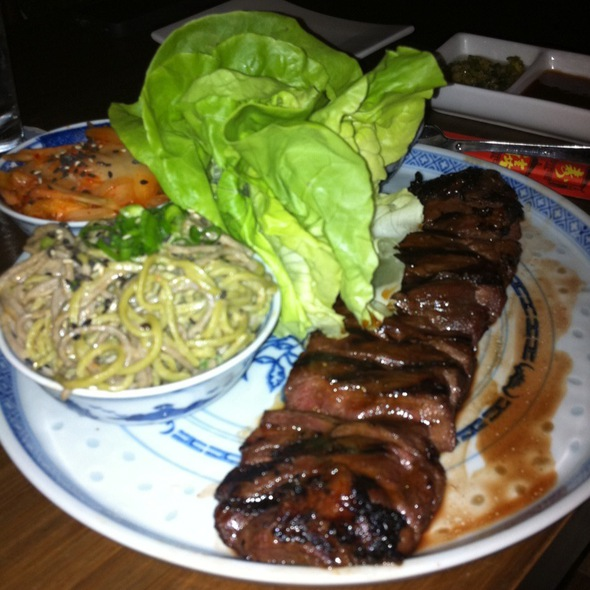 Skirt Steak @ Lani Kai