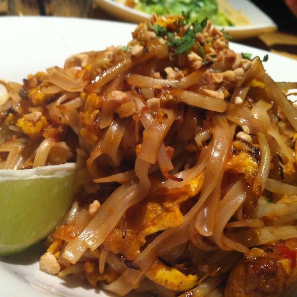 Pad Thai Noodles - Kona Grill - Stamford, Stamford, CT