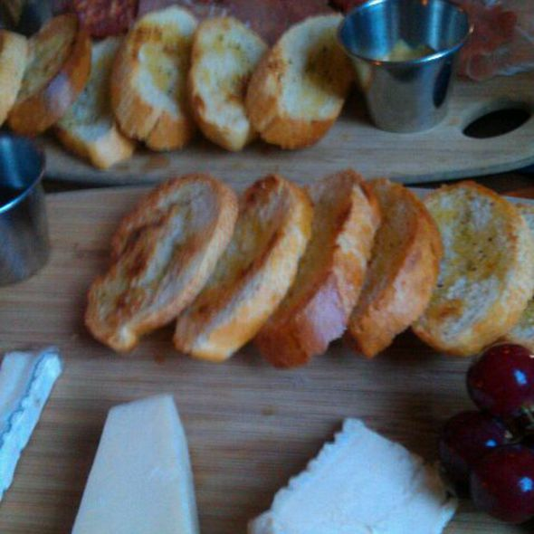 Cheese Plate @ Bar Chloe