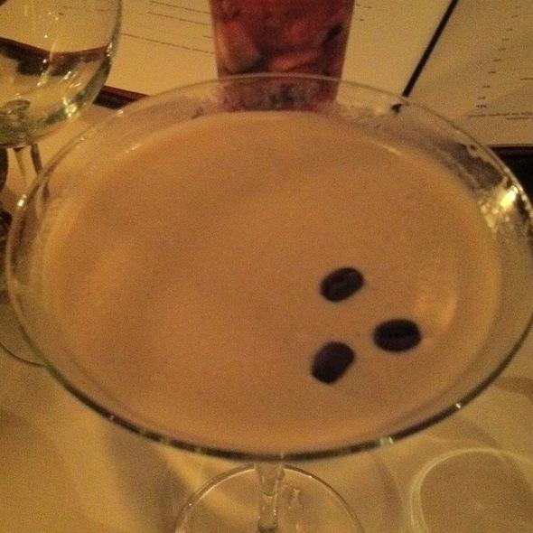 Martini Chai @ Thai Gardens