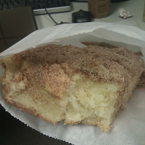 Coffee Cake @ The Sentinel
