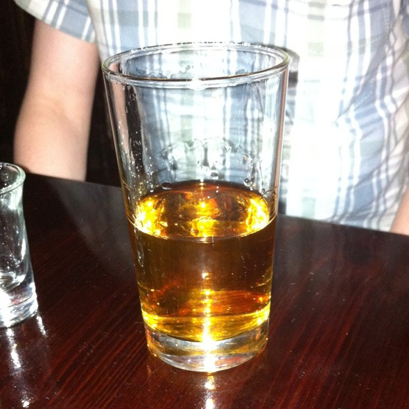Double Of Jameson - Tir na nOg Irish Bar & Grill - MSG, New York, NY