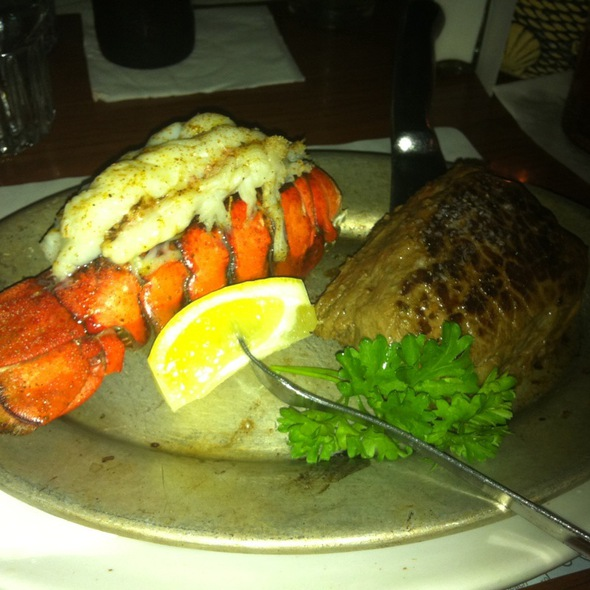 Classic Surf & Turf - The Mariner's Inn, Madison, WI