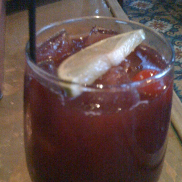 Red Sangria @ Hugo's
