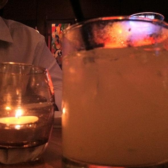 Jalapeno Vodka Citrus Aka The Roheat @ Mantra Restaurant & Lounge