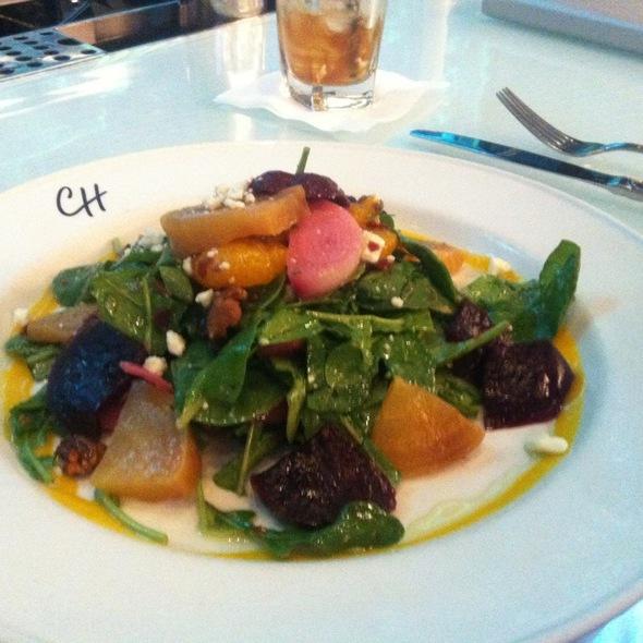 Roasted Beet Salad - Chart House Restaurant - Golden Nugget - Las Vegas, Las Vegas, NV