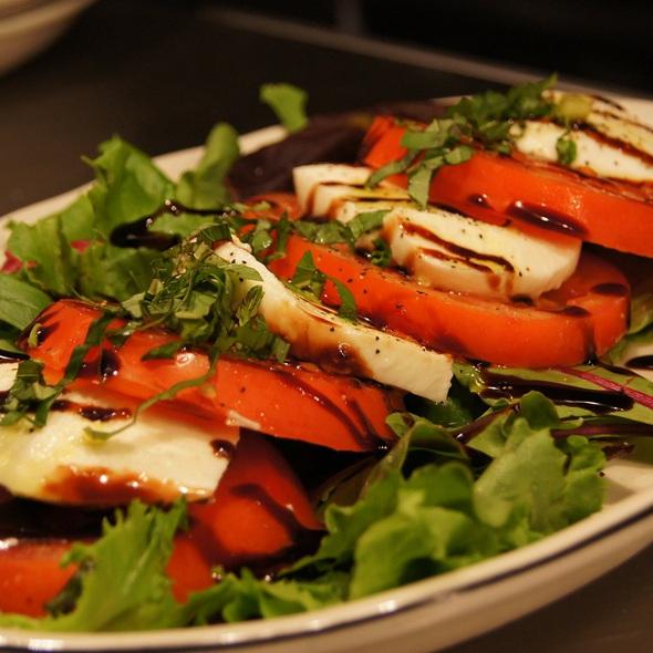 Caprese Salad - Rosebud Italian Specialties & Pizzeria, Naperville, IL