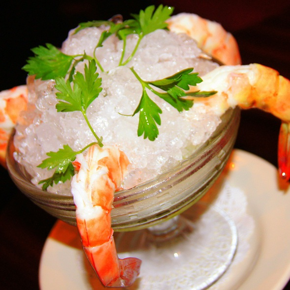 Shrimp Cocktail - Rosebud Italian Specialties & Pizzeria, Naperville, IL