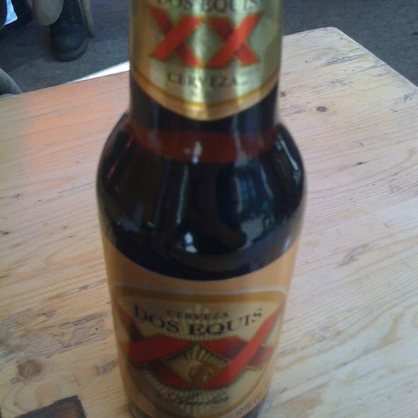 Cerveza XX @ El Trompo