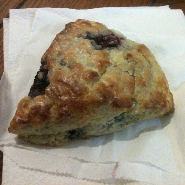Marrionberry Scone