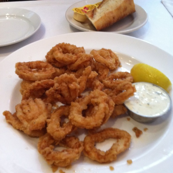 Fried Calamari @ Il Fornello Restaurants
