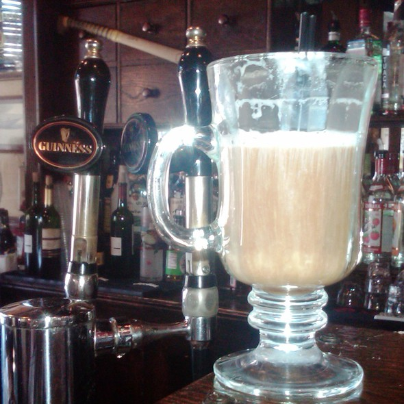Irish Coffee @ O'Sullivan's Irish Pub