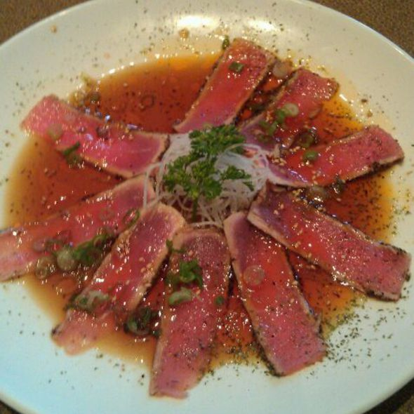 Pepper Tuna @ Shogun Japanese Restaurant
