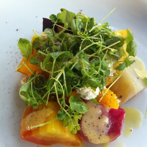 Jen walthall foodspotting for Table fifty two 52 w elm st chicago il 60610