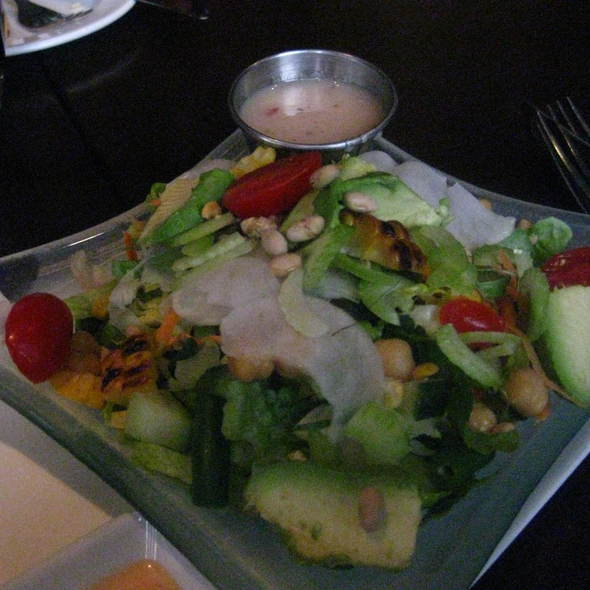 Chopped Salad - Reel Club, Oak Brook, IL