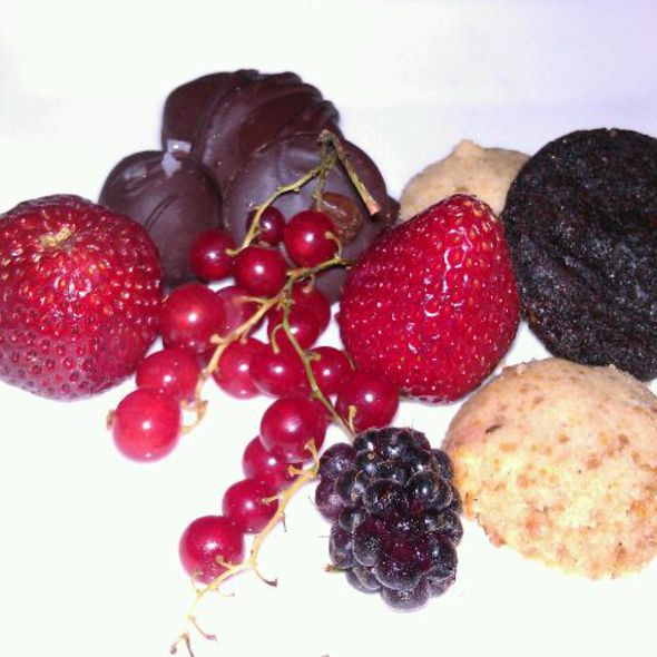 Cookies And Truffles  @ Millennium Restaurant