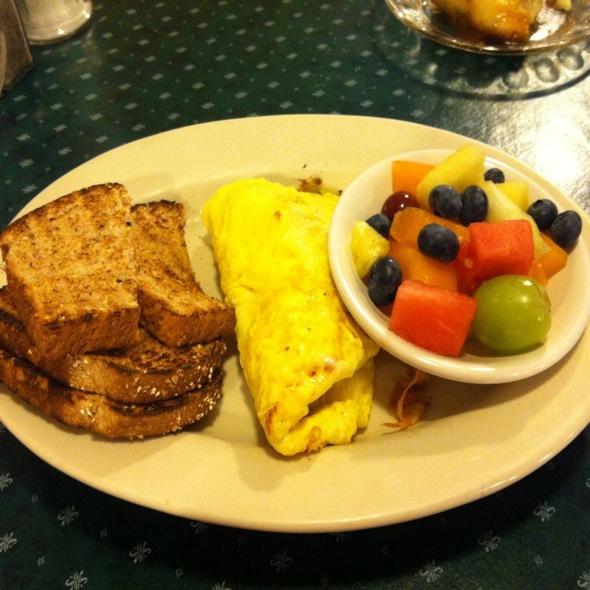 Woodchuck Omelete @ McCarthy's Restaurant