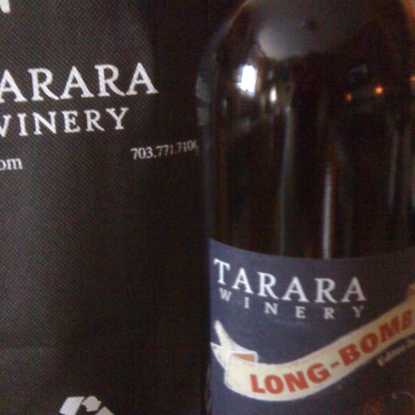 Long Bomb Wine @ Tarara Winery
