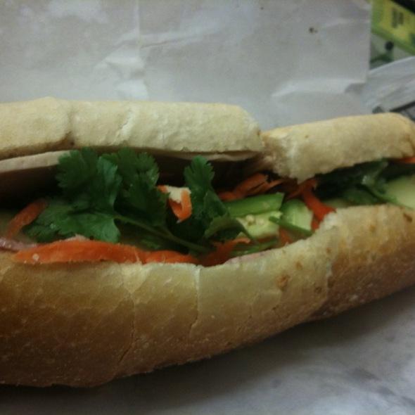 Bahn Mi @ QT Vietnamese Sandwich