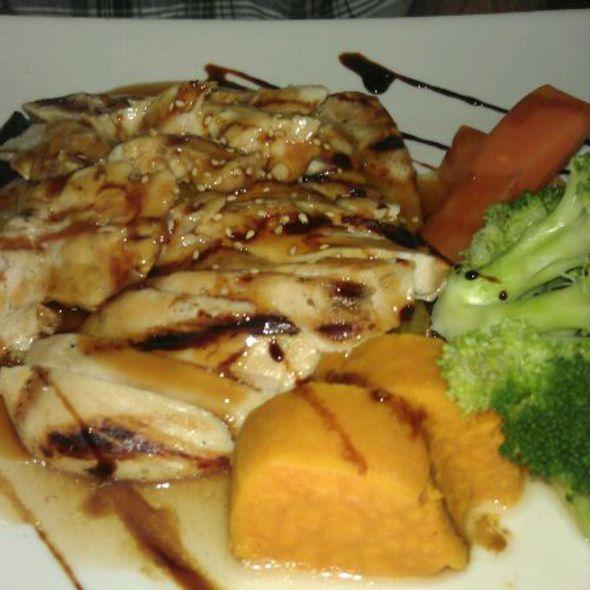 Chicken Teriyaki - Natsumi Restaurant, New York, NY