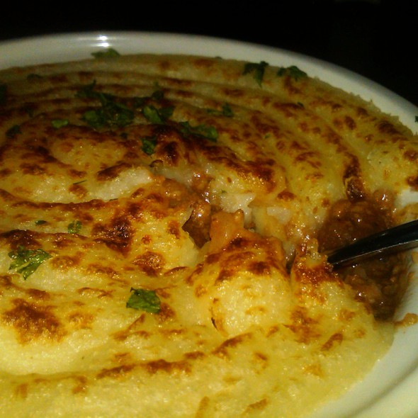 Cottage Pie @ Ireland Four Courts