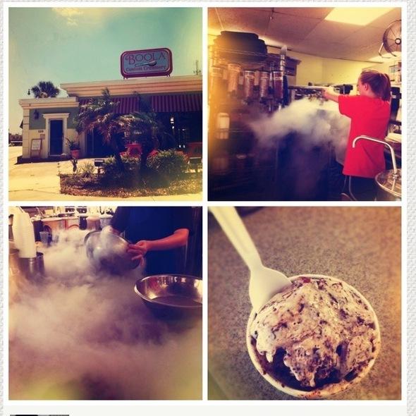 Ice Cream @ Boola