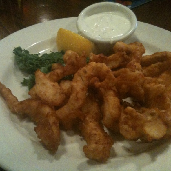 Walleye Fingers - Gluek's Restaurant & Bar, Minneapolis, MN