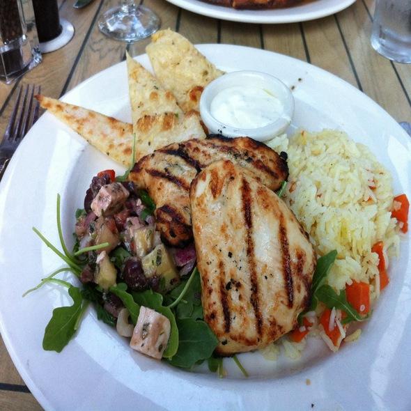 Mediterranean Chicken - Not Your Average Joe's Hyannis, Hyannis, MA