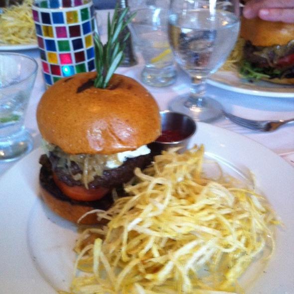 Kobel Beef Burger - Pacific Grill - Wildwood, Wildwood, NJ