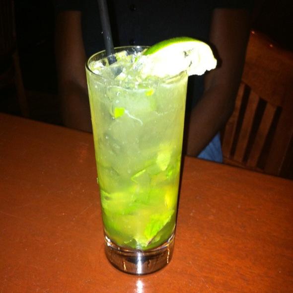 Mint Mojito @ Giumarello's Restaurant